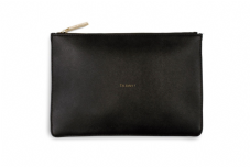 Katie Loxton TA DAH Perfect Pouch Clutch Bag - Black